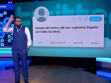 """Estas son las 'biografías' más llamativas de las cuentas falsas del PP en Twitter: """" Español con todas las letras"""""""