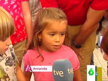 La inesperada (y tajante) respuesta de una niña tras conocer en persona a la reina Letizia
