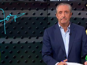 """Josep Pedrerol: """"A este paso el Barça sólo se lleva la Supercopa de Catalunya"""""""