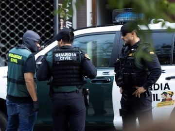 Nueve independentistas detenidos en operación de la Guardia Civil en Cataluña