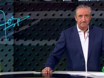 """Josep Pedrerol: """"Incluso Van Dijk votó a Messi"""""""