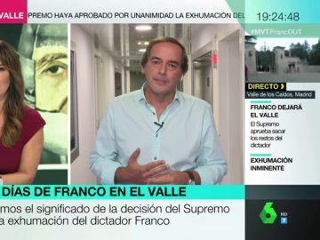 """""""Cautiva y desarmada la familia Franco, la democracia ha alcanzado su objetivo"""": el análisis de Isaías Lafuente"""