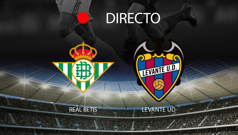 Betis - Levante, partido de la jornada 6 de LaLiga