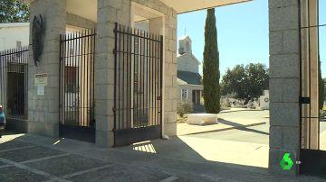 El panteón de Franco, en Mingorrubio: este es el cementerio público donde se depositarán los restos del dictador