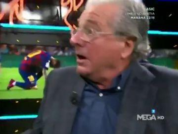 """D'Alessandro 'estalla' contra Valverde: """"Está defendiendo a los que están acabados. Hay que relevar a Luis Suárez"""""""