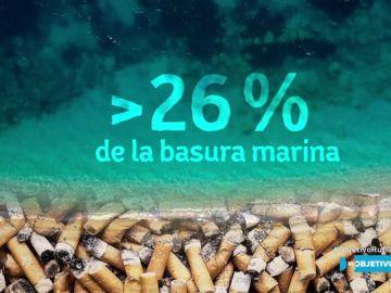 Los cigarros no solo matan a los fumadores: descubrimos cómo es el primer contaminante de plástico de los mares
