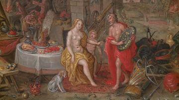 Los Brueghel, cuatro generaciones de arte flamenco en el Palacio de Gaviria