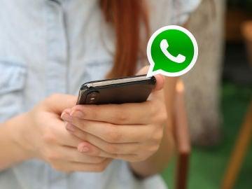 Compartir número de WhatsApp
