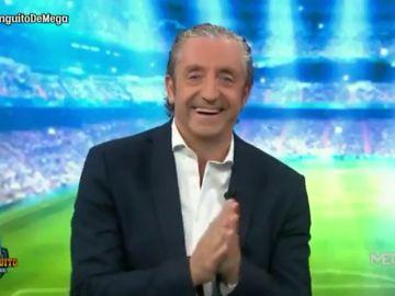 El chiste de Josep Pedrerol de Courtois en el arranque de 'El Chiringuito'