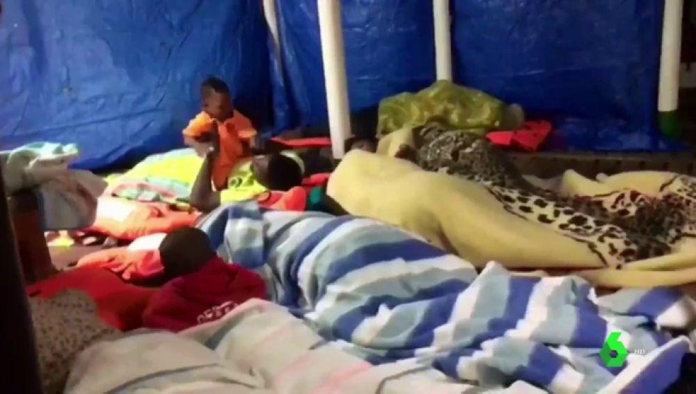 Malta acogerá a los 40 migrantes a bordo del Open Arms por la peligrosidad de las aguas