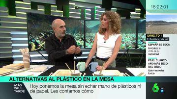 Ni plástico ni papel: los materiales ecológicos con los que podrás poner la mesa cada día