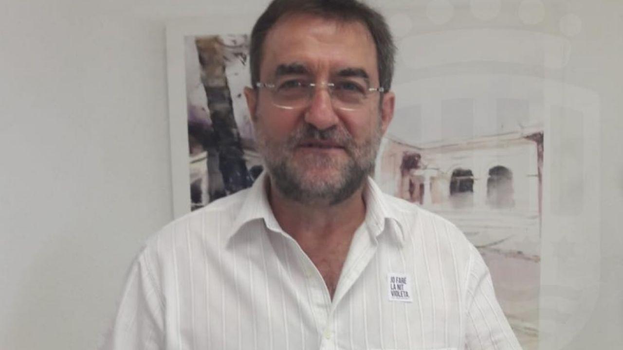 Salvador Montañana, alcalde de Guadassuar por Compromís.