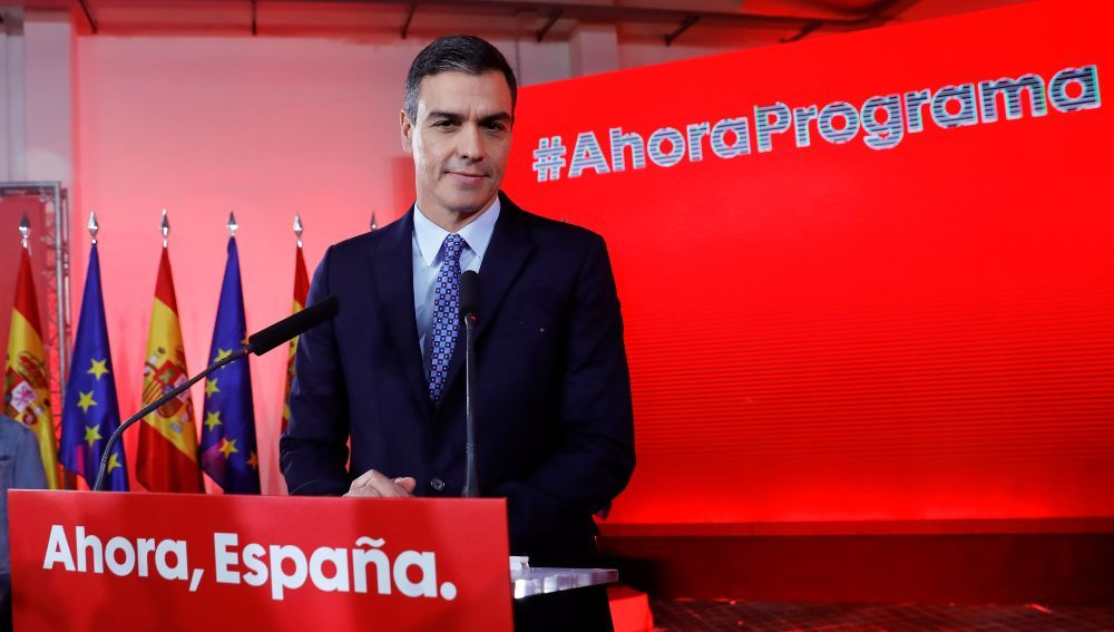 Pedro Sánchez (Archivo)