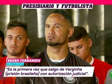 Exfutbolista condenado por asesinar a su pareja... vuelve al fútbol con el tercer grado