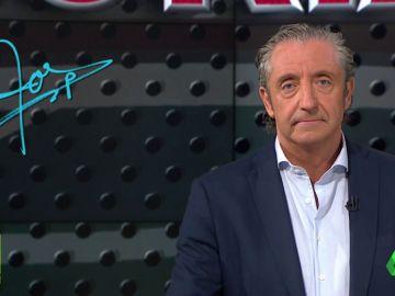 """Josep Pedrerol: """"La bandera blaugrana. Que no se te olvide, Bartomeu"""""""