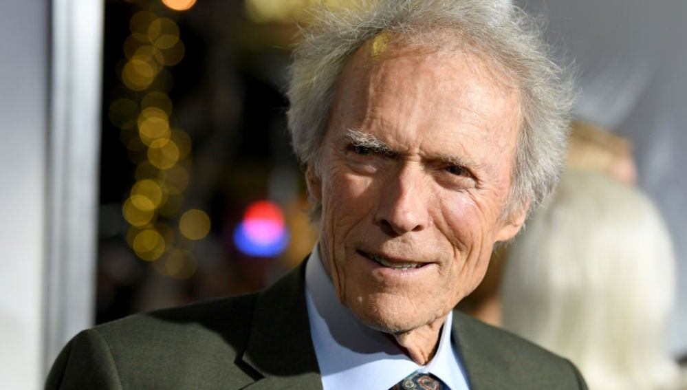 El actor y director Clint Eastwood