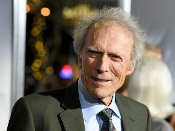 El actor y director Clint Eastwood