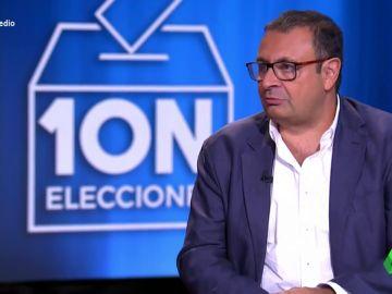 ENTREVISTA Igancio Sánchez-Cuenca