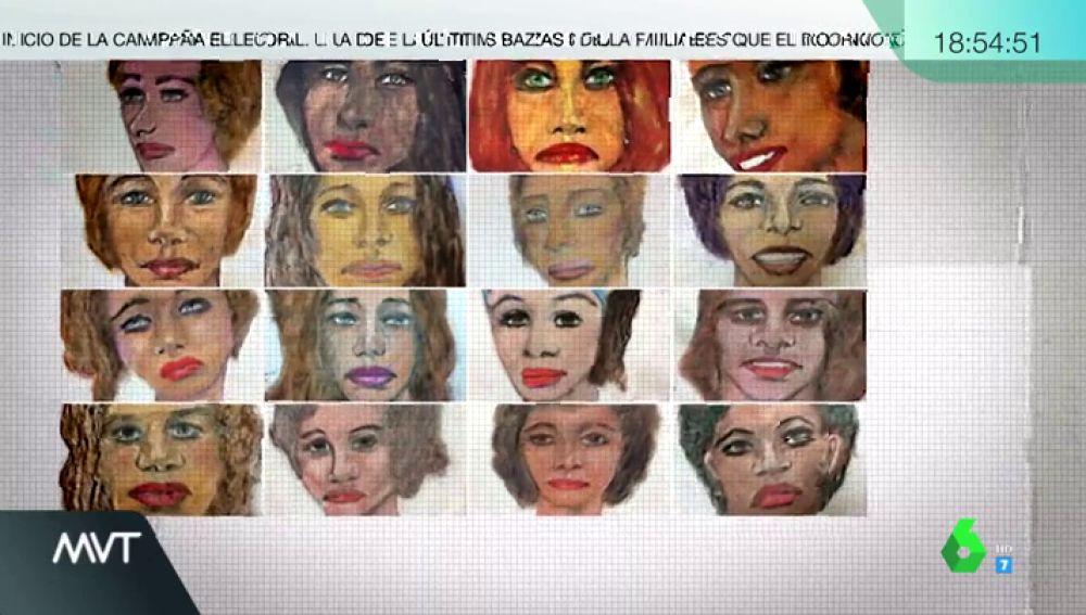 Los retratos de un asesino en serie a sus víctimas: Samuel Little recuerda con todo detalle sus 93 crímenes