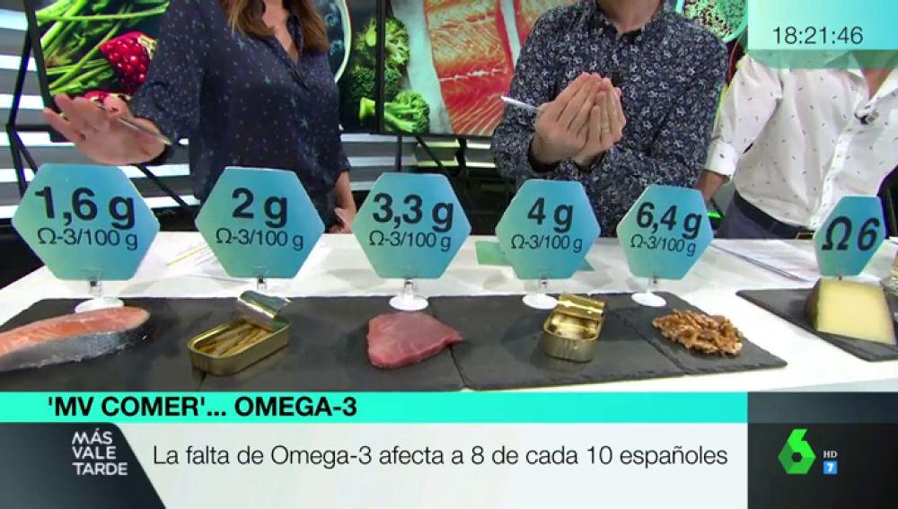 No, no solo el salmón contiene Omega 3: estos son los alimentos imprescindibles para tu dieta