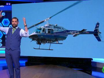 """Dani Mateo responde a la propuesta de trasladar al dictador en helicóptero: """"Los fieles van a poder decir con razón 'Arriba Franco'"""""""
