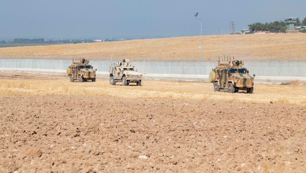 Siria asegura que Turquía ya está bombardeando a los kurdos tras la retirada de tropas estadounidenses
