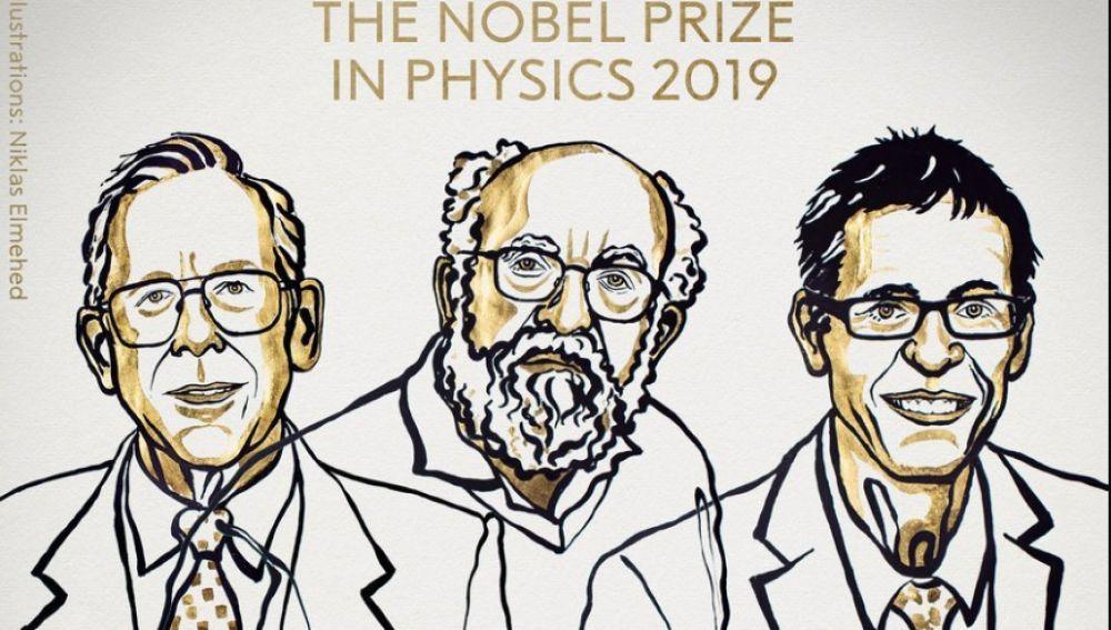 Nobel de Fisica a un historiador del universo y dos pioneros en la caza de exoplanetas