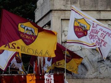 Banderas de la Roma