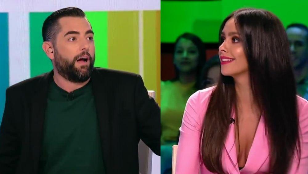 Dani Mateo y Cristina Pedroche
