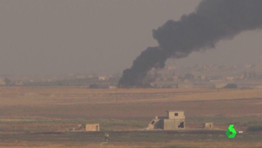 Turquía lanza su ofensiva militar contra las fuerzas kurdas en el norte de Siria