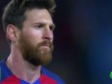 Messi teme que Neymae vaya al Madrid
