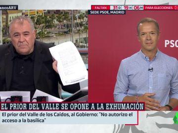 Ander Gil, candidato del PSOE al Senado