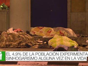 Sinhogarismo, un problema de toda la sociedad que afecta a 31.000 personas en España