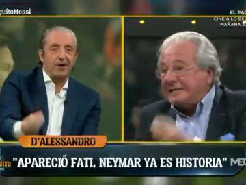 """""""Neymar ya es historia"""": D'Alessandro apuesta ciegamente por Ansu Fati"""