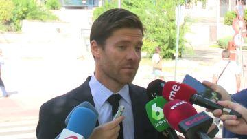"""Xabi Alonso: """"Estaré contento cuando la sentencia sea absolutoria y salga inocente"""""""