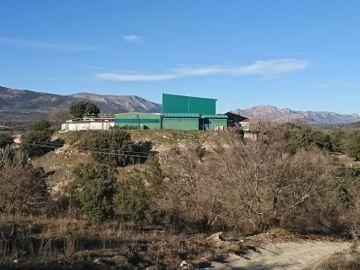 La casa de Gran Hermano, en Guadalix de la Sierra