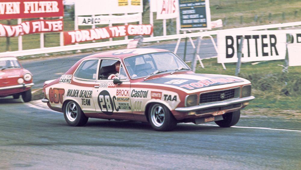 Peter Brock Bathurst 1972