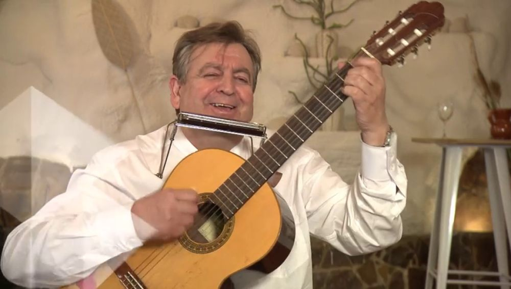 'Chicote, vuelve'; la canción que Emilio, de La Cueva de Juan, le compone al chef de Pesadilla en la cocina