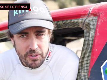 Las dudas de Fernando Alonso que cuestionan que corra el Dakar