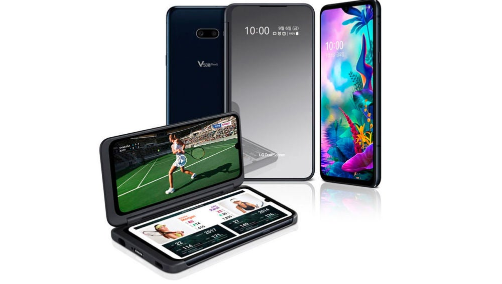 LG V50s