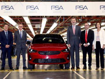 El Opel Corsa inicia su producción en Figueruelas