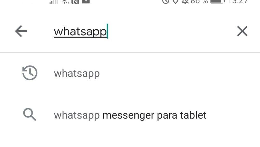 Whatsapp desapareció de las búsquedas de Google Play