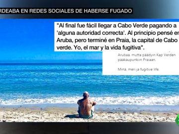 Detienen a un fugitivo en Estepona que narraba en las redes sociales cómo huía de la justicia
