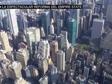La espectacular reforma del Empire State: ventanas panorámicas para conseguir las mejores vistas de Nueva York