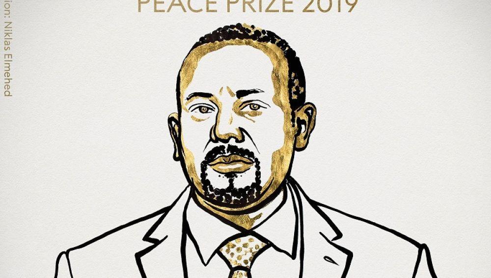 El primer ministro etíope, Abiy Ahmed Ali, gana el Premio Nobel de la Paz