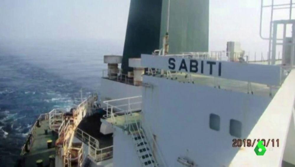 Irán señala a Arabia Saudí como responsable de los bombardeos a uno de sus petroleros