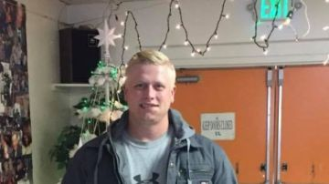 Cody Bishop con un aspecto saludable