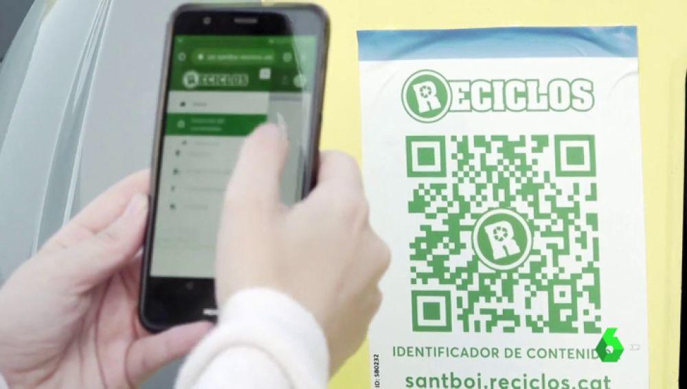 Así funciona la app con la que puedes ganar premios o realizar donaciones solo por reciclar