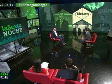 """García Egea: """"Si la sentencia de los ERE es condenatoria, ¿Pedro Sánchez presentará una moción de censura a sí mismo?"""""""