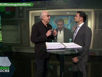 """""""No dijo 'hoy viene a divertirse al Hormiguero'"""": el análisis de Monegal sobre la entrevista de Pablo Motos a Santiago Abascal"""